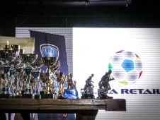 И футбол посмотрели, и награды получили