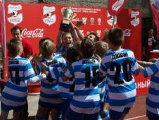 Определены победители городских соревнований «Кожаный мяч 2016»