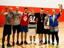 Команды из шести городов сыграли в баскетбольном турнире «АмРест»