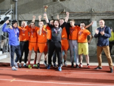 Определена лучшая футбольная команда «Ленты»